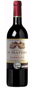 Chateau du Plantier Bordeaux